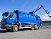 КМУ Hiab 3600 XG мусоровозный